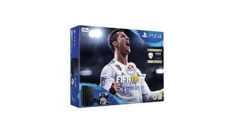 Sale Ps4 Fifa 2018 Region 3 New football fans save 1 3 playstation 4 slim 500gb with fifa 18 for 163 199 99 jelly deals