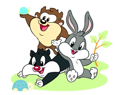 imagenes de looney tunes bebes looney tunes clip art cliparts co