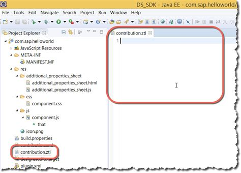 box pattern in java design studio 1 6 your first sdk extension write your