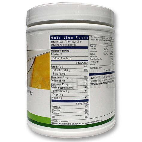 1 protein calories herbalife chocolate protein powder calories wroc awski