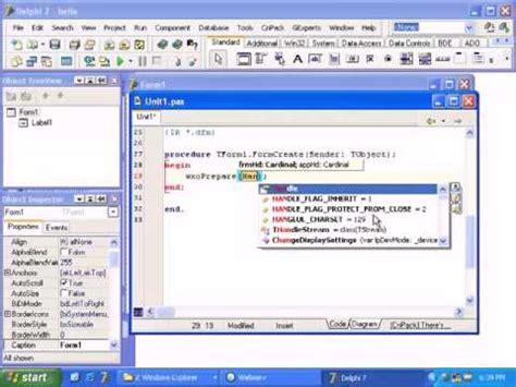 tutorial unigui delphi creating simplest web server using delphi funnycat tv