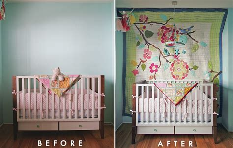 Quilts To Hang On The Wall by The Clever Way She Seamlessly Hangs This Quilt Is