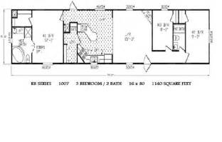 Single Wide Trailer Floor Plans Manufactured Homes Modulars Mobile Homes Missouri Illinios