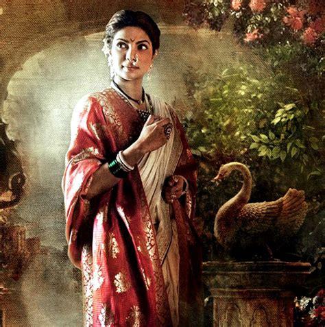priyanka chopra images in bajirao mastani priyanka chopra s kashibai act in bajirao mastani lauded