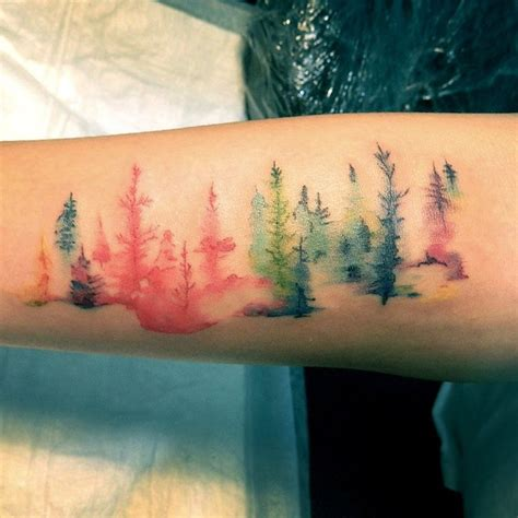 23 stunning watercolor tattoo ideas best watercolor