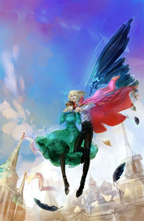 howls moving castle howl studio 968 best howl s moving castle images on pinterest studio