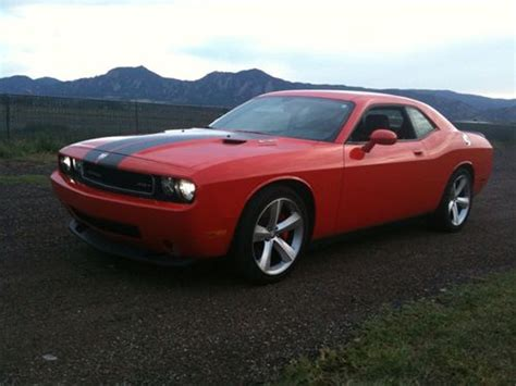 Dodge Challenger Srt8 Hp Challenger Srt8 0 60 14 Mile Autos Post