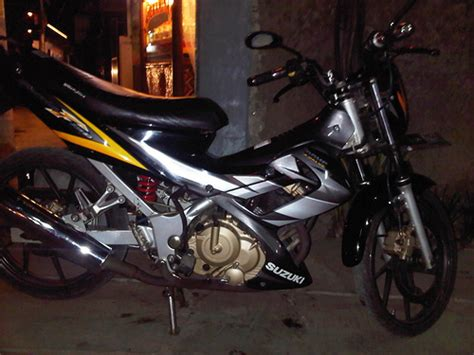 Cover Motor Satria Fu Ukuran S satria fu 2005 cover 2008 flickr photo
