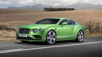 Bentley For 2016 Bentley Continental Gt Speed Picture 617635 Car