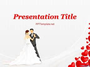 Free Wedding Powerpoint Templates Backgrounds by Free Wedding Ppt Template