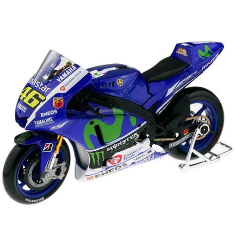 Motorrad Modell Valentino Rossi by Motorrad Modell Yamaha 2015 46 Valentino Rossi 1 10