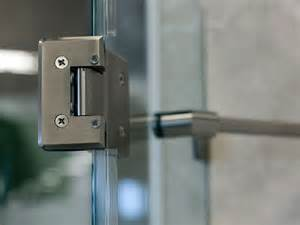 glass shower door hinge repair glass to glass hinge precision glass shower