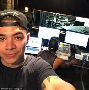 x factor finalist william singe scores multi million