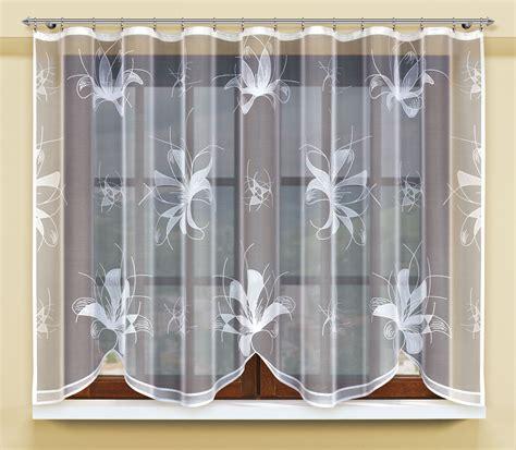 gardinenband verdeckte schlaufen blumenfenster gardine mit gardinenband quot arius
