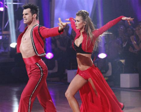 Another One To Leave Dwts by Who Will Leave With The Tonight Orange