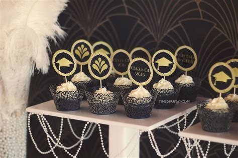 theme of success in the great gatsby a great gatsby themed graduation party time2partay com