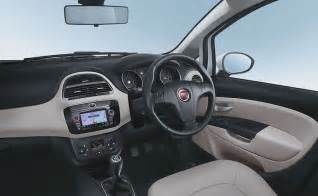 Fiat Linea Interior Images Fiat Linea 125 S Launched In India At Rs 7 82 Lakh Punto