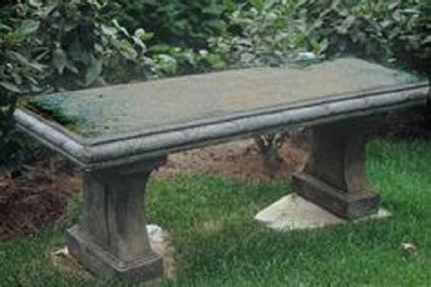 concrete garden bench mold concrete garden bench smalltowndjs com