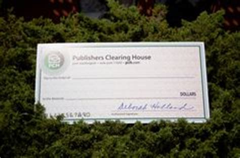 Pch Deborah Holland - publishers clearing house from the desk of deborah holland executive vice president