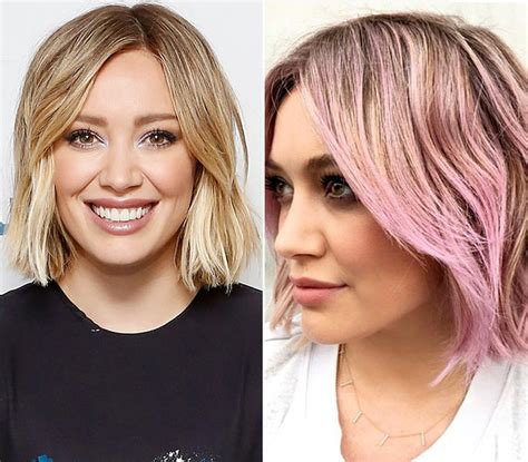 hilary duff hair 2016 the 7 most inspiring colour moments of january 2016
