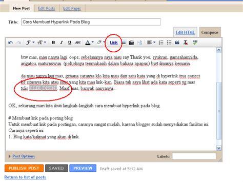 membuat hyperlink pada html gratisan terbaik setiap hari cara membuat hyperlink pada blog