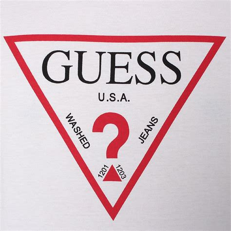 Guess S guess s s s triangle logo 品番 guew0000754 guess