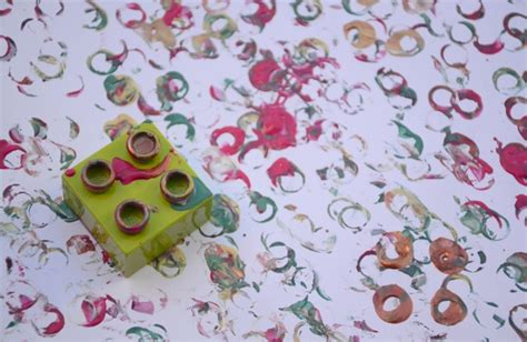 How To Make Your Own Wrapping Paper - how to make your own wrapping paper with kid magazine