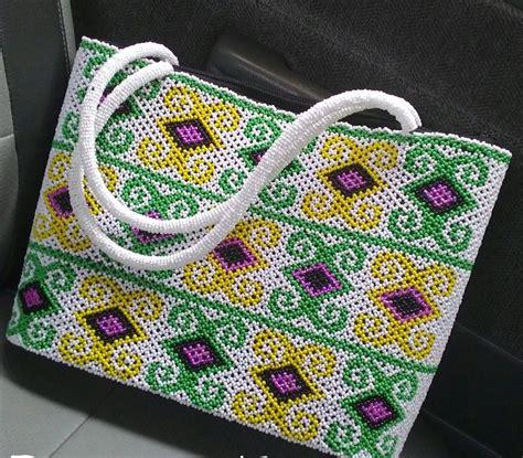 Tas Manik Khas Kalimantan 4 dijual tas manik khas kalimantan ku untuk berbagi