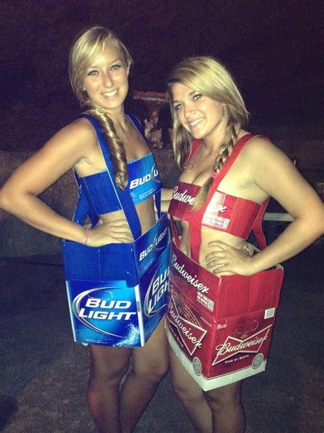 Bud Light Costume by Bud Light And Budweiser Beerlovesyou