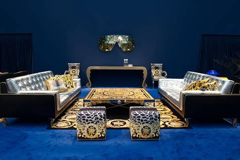 Custom Coffee Tables by Versace Home Versace Home Interiors Luxdeco Com