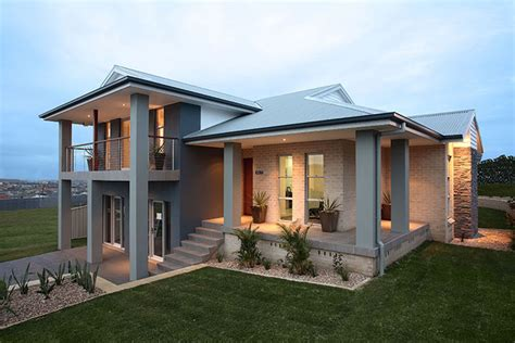 home design building blocks sloping block house designs australia home design and style