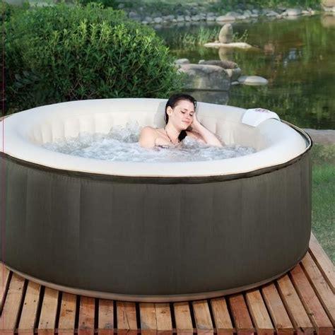 4 Person Tub Reviews theraspa 4 person portable tub spa