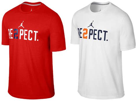 Tshirt Re2pect jeter re2pect shirt and white sportfits