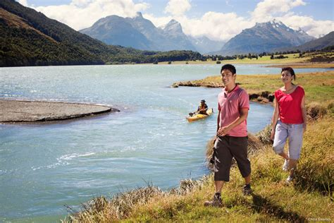 jet boat queenstown lord of the rings new zealand holiday 14 day south island holiday package