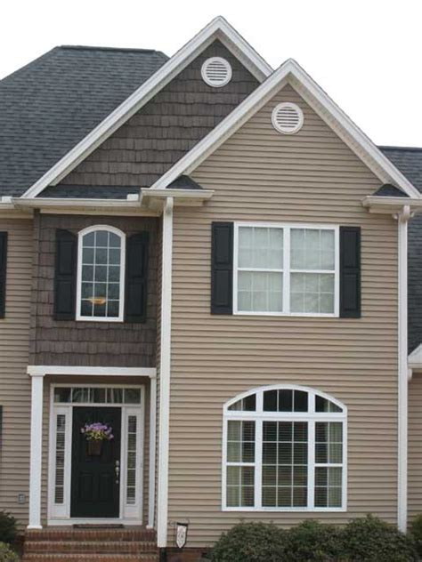 house vinyl siding colors vinyl siding colors houses
