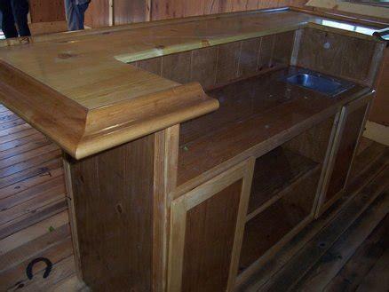 rustic bar  woodtag  lumberjockscom woodworking