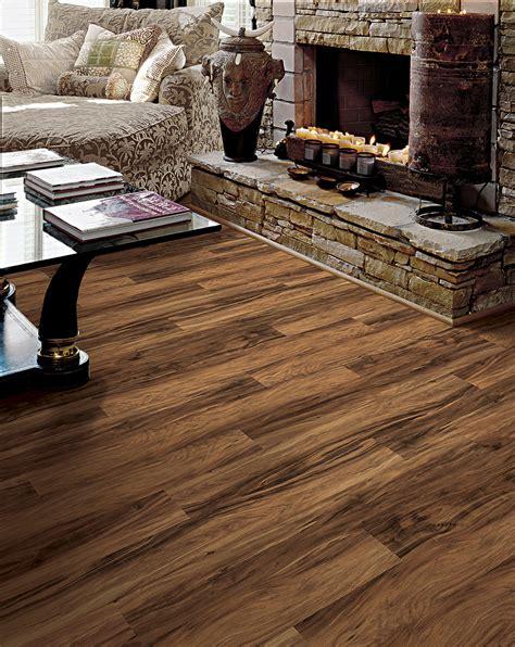 Best Luxury Vinyl Plank Flooring Rustic Modern Living Room Design With Best Luxury Vinyl Plank Flooring And Wall