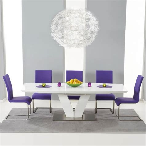 malibu dining table and chairs malibu white gloss dining table multi colour dining