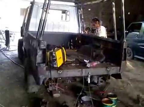 Taft Gt 4x4 Built Up modifikasi daihatsu taft up part 1 funnycat tv