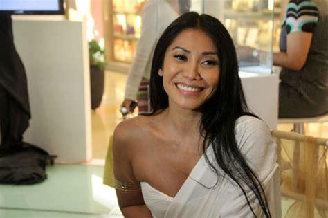 Parfum Anggun Grace anggun c sasmi meluncurkan parfum perdananya 194 anggun