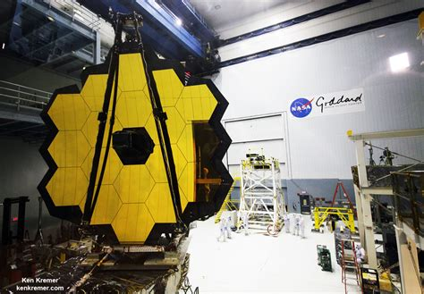 the room telescope nasa webb telescope resumes rigorous vibration qualification tests universe today