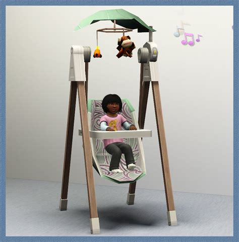 sims 2 baby swing mod the sims baby swing tuning non cheaty no