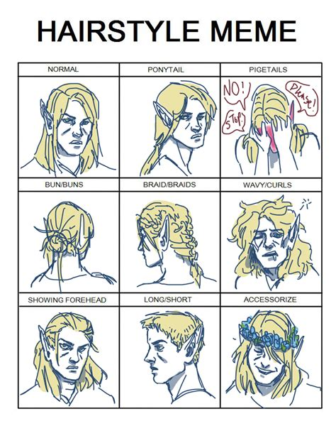 Hairstyle Meme - hairstyle meme qipadriph by lillooler on deviantart