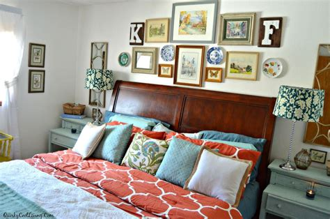 eclectic bedroom decor ideas hometalk an eclectic cottage bedroom makeover