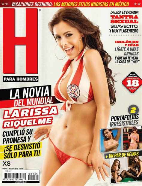 Vanessa Villela H Extremo 2015 | larissa riquelme h para hombres revistas para adultos