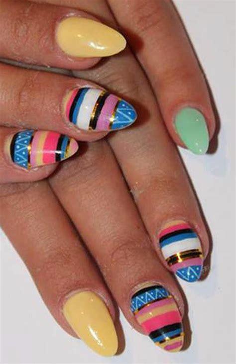Summertime Nail Designs