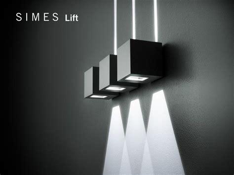 effetti a parete lift collezione lift by simes lighting