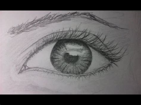 dibujo de ojo con lagrima realizado con lapices de grafito full download como dibujar un ojo a l piz