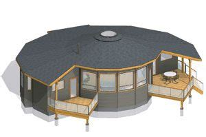 Floor Plans Small Homes round house plans circular floor plans amp prefab kits