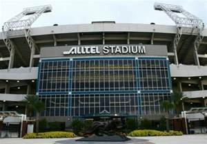 Jaguars Stadium Name Alltel Stadium Jacksonville Florida Photo Andy